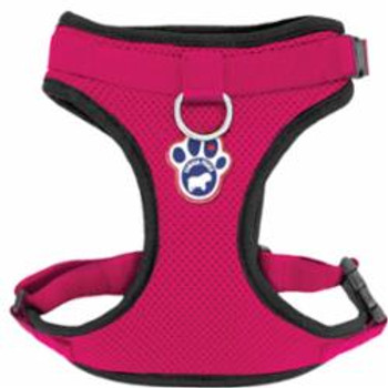 Canada Pooch Dog Everything Harness Pink Large