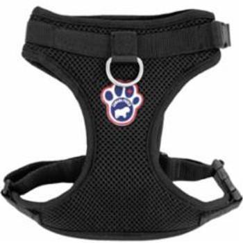 Canada Pooch Dog Everything Harness Black Xlarge