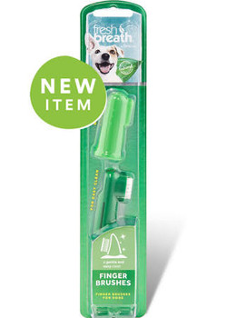 Clean teeth, healthy mouth, happy dog!  Gentle and easy""