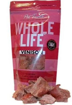 Whole Life Just One Grain Free Pure Beef Liver Freeze Dried Dog And Cat Treats-10-oz-{L+x}