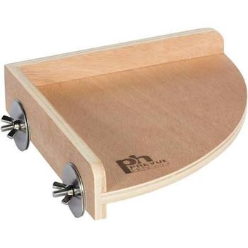 Prevue Wooden Corner Platform Shelf Small