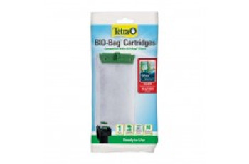Tetra StayClean Bio-Bag Cartridges provide easier maintenance for healthier fish by maintaining healthy pH levels in your tank. Compatible with Bio-Bag filters, these cartridges provide 4 stages of filtration to keep your water clean and clear. Ultra-Activated carbon will remove odors and yellow discoloration to keep your aquarium looking better than ever!