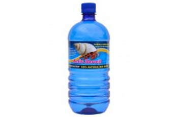 Active-Hermit Nature Water 100% Natural Sea Water provides an all natural hermit crab habitat, providing essential minerals and trace elements necessary for healthy growth and molting. Active Hermit Nature Water Natural Sea Water provides a natural environment for hermit crabs to bathe and rehydrate themselves as they do in nature. Make your hermit crabs feel right at home! Use with Active-Hermit Nature Water Fresh Water to provide the perfect balance of all natural fresh and salt water source for your hermit crab. Benefits of Active-Hermit Nature Water 100% Natural Sea Water: The Best for Shell Water Salinity Regulation; Natural Hydration Source; Promotes Healthy Growth Cycle; Provides Essential Nutrients and Minerals for Successful Molting; The Best for Shell Water Salinity Regulation; No Chlorine & Chloramines. Directions: Fill Salt water dish with Active-Hermit 100% Natural Sea Water to the required depth as recommend by dish manufacturer.