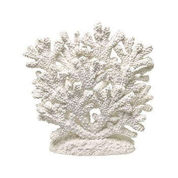 Synthetic Polymer Coral Replicas. Authentic appearance with intricate detail. This beautiful coral decor will bring the beauty of the ocean into your home or office while helping to save our natural reefs from harvesting. Safe and non toxic for all freshwater and marine aquariums.