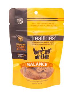 Treatibles Grain Free Large Pumpkin Chew 7ct