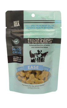 Treatibles Grain Free Small Blueberry Chew 14ct