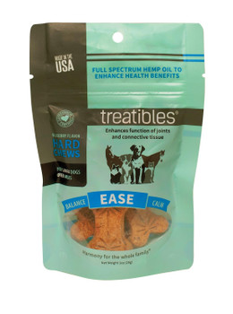 Treatibles Grain Free Large Blueberry Chew 7ct