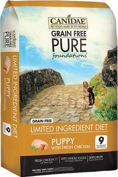Canidae Pure Fndtn Ckn Pup 4lbc=6 404332 {L-1}