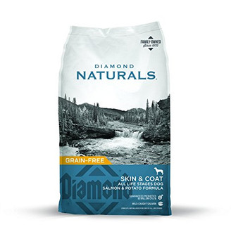 Made With The Highest Quality Ingredients, Diamond Naturals Provides Complete, Holistic Nutrition For Every Pet. Each Diamond Naturals Dry Formula Is Enhanced With Superfoods And Guaranteed Probiotics, For Optimal Nutrition And Digestive Support. With Wil