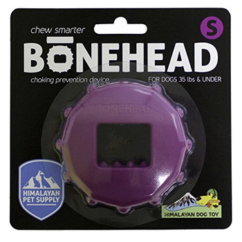 Bonehead Is The Next Step In Innovation From Himalayan Pet Supply To Ensure Hard Chews Are Locked Into Place For Safety And Peace Of Mind While Your Dog Enjoys Their Favorite Chew. When Your Pup Is Done Chewing, Remove The End Piece Held In Place By Bone