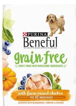 Beneful Grain Free Farm Raised Chicken 23lb