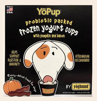 Yoghund All Natural Pumpkin & Bacon Frozen Yogurt *REPL 922018 SD-5