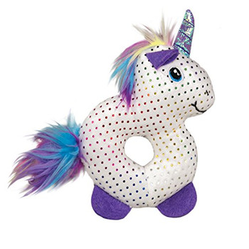 With Sparkling Iridescent Spots And An Irresistible Crinkling Sound Kong Enchanted Casts A Playful Spell Over Your Cat, Luring Him Or Her Into Bouts Of Healthy, Active Play To Reign Over Magical Realms Of Mythical Creatures In A Catnip-scented World. Size