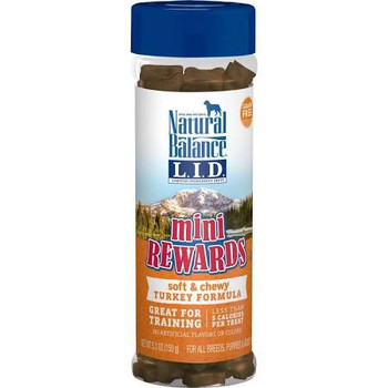 These Delicious Mini Rewards Turn Anytime Into Treat Time And Help Keep Training Fun! Natural Balance L.i.d. Limited Ingredient Diets Mini Rewards Dog Treats Are Designed With A Single Animal Protein Source And Limited Carbohydrate Sources, And Are A Grea