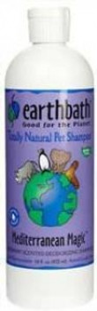 Earthbath Mediterranean Magic Shampoo 16 Oz.