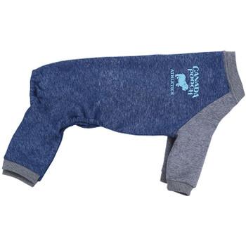 CANADA POOCH DOG FROST SWEATSUIT BLUE 24