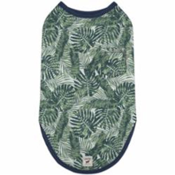 Cp D T Shirt Ringer Tropical 10 {L-x}