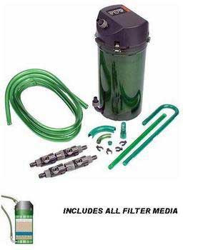 Eheim Classic 600 Canister Filter 2217