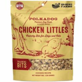 Polka Dog Bakery Dog Chicken Little Bites 8oz