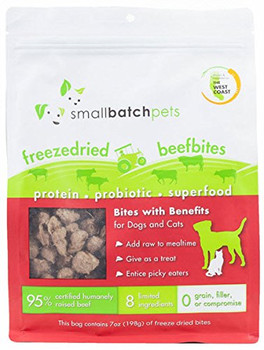 Small Batch Freeze Dried Bites