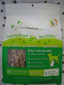 Small Batch Freeze Dried Bites