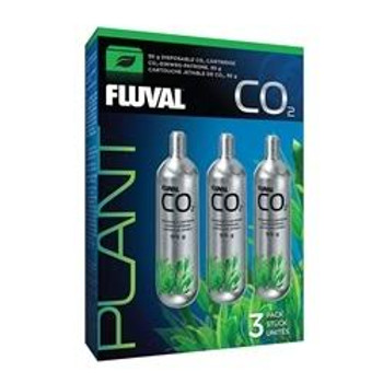 <p>the Fluval 95 G Co2 Disposable Cartridges Are Available In A Pack Of 3. These Replacement Cartridges Are Suitable For The Fluval Pressurized 95g Co2 Kit (17557). Cartridges Are Also Available In A Pack Of 1 (17558, Sold Separately).</p>