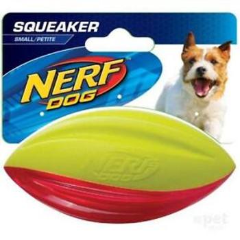 Nerf Dog Tuff Foam Football Sm (3232) Vp6794{L+7}