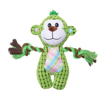 Dogit Stuffies Dog Toys Are Crafted From Soft Plush Fabric, Making Them The Ideal Cuddle-buddy For Your Pet.  Featuring Added Rope Or Crinkle Elements, And An Irresistible Squeaker That Increases Playtime Fun, Dogit Stuffies Are Perfect Playing, Cuddling,