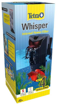 Tetra Whisper Internal Power Filter 4i