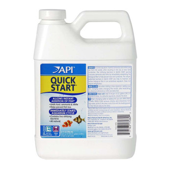 API Quick Start 32oz bottle