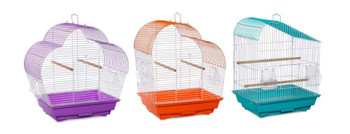 Prevue Palm Beach Budgie Cage Collection 3pk