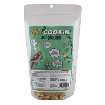 Sun Seed Crazy Good Cookin' Jungle Rice 16oz