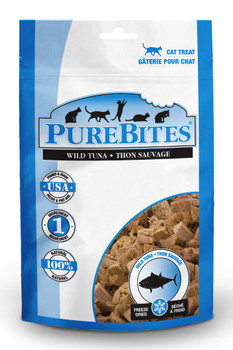 PureBites Tuna Cat Treats, .88oz