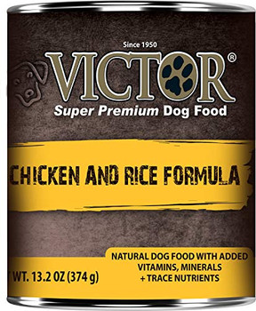 Victor Chicken & Rice Pate-Canine 13.2oz