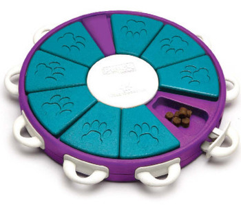 Nina Ottosson Dog Twister Toy Purple