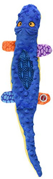 Plush Nubbins Lizard Is Adorable, Multi-Textured Fun! Soft Plush Combined With Flexible Rubber That Satisfies A Dog #;S Natural Instinct To Chew And Massages Gums For A Healthy Mouth. Featuring Rip Stop Mesh Lining For Extra StrengthThese Toys Are Sof