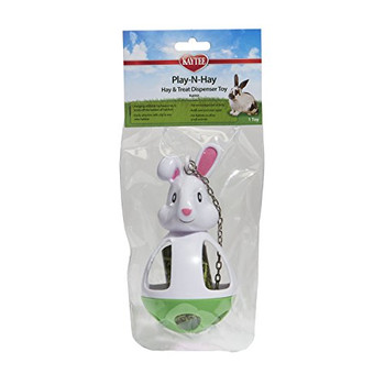 Kaytee Play-N-Hay Rabbit Toy