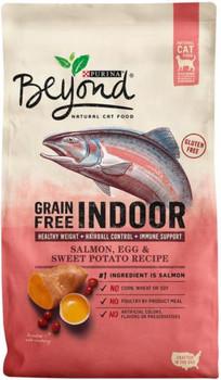 One Beyond Grain Free Salmon/Egg/Sweet Potato Indoor Cat 11lb