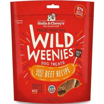 Stella & Chewie's Wild Weenies Beef Recipe 3.25oz {L-1x} 860288