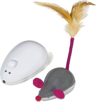 Petlinks Cat Toy Cheese Chaser