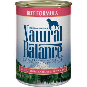 Ultra Premium Beef Canned Dog Food Recipe Provides Your Dog With High-quality Nutrition. It Is A Wholesome Blend Of Premium Beef, Grains And Vegetables That Is Formulated For All Breeds And Life Stages. Includes Oat Bran, Brown Rice And Potatoes For A Hig