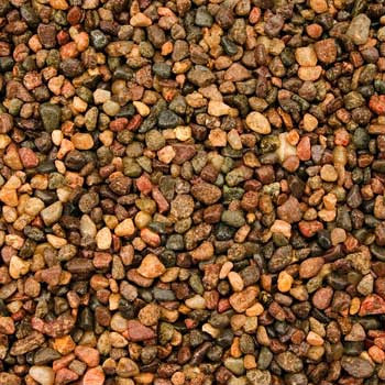 Estes Spectrastone Deep River Regular Natural Aquarium Gravel 5lb