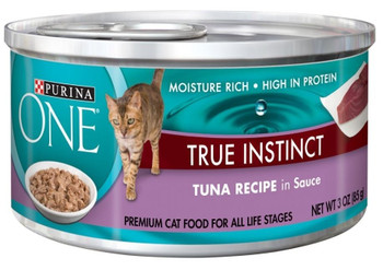 This High-protein Recipe With Real Tuna Provides The Texture Variety Cats Seek In Nature.