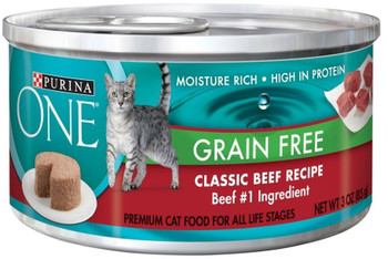 This Grain-free Recipe With Real Beef As The #1 Ingredient Provides A Purposeful Balance Of What Cats Need For Lifelong Whole Body Health.