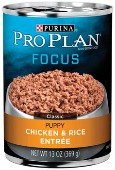 The Pro Plan Focus Nutritional Platform Has A Specialized Formula That's Right For Your Dog. So Whatever Size, Age, Or Unique Need, Help Your Dog Be His Or Her Best With A Pro Plan Formula That Matches Those Needs.made With Real Chicke