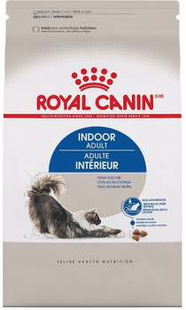 Royal Canin Feline Health Nutrition Indoor Adult Formula Will Reduce The Smell Of The Litter Box Along With Producing A Smaller Volume Of Stool.   It Also Helps To Reduce Problems With Hairballs By Using A Combination Of Fiber In Order To Help The Hairbal