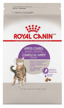 Royal Canin Feline Health Nutrition Spayed Or Neutered Appetite Control Dry Cat Food-6-lb-{L-1}