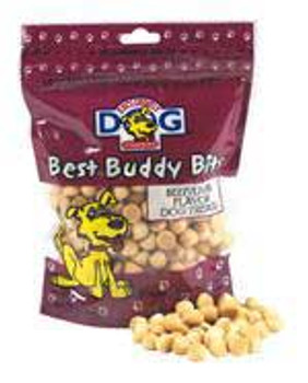Exclusively Pet Best Buddy Bits Beef & Liver 5.5 Oz.
