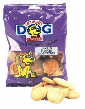 Exclusively Pet Vanilla Wafers 8 Oz.