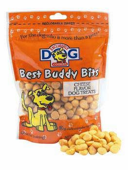 Exclusively Pet Best Buddy Bits Cheese 5.5 Oz.